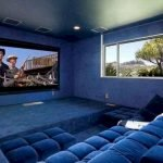 Superb Basement Home Theater Concepts
