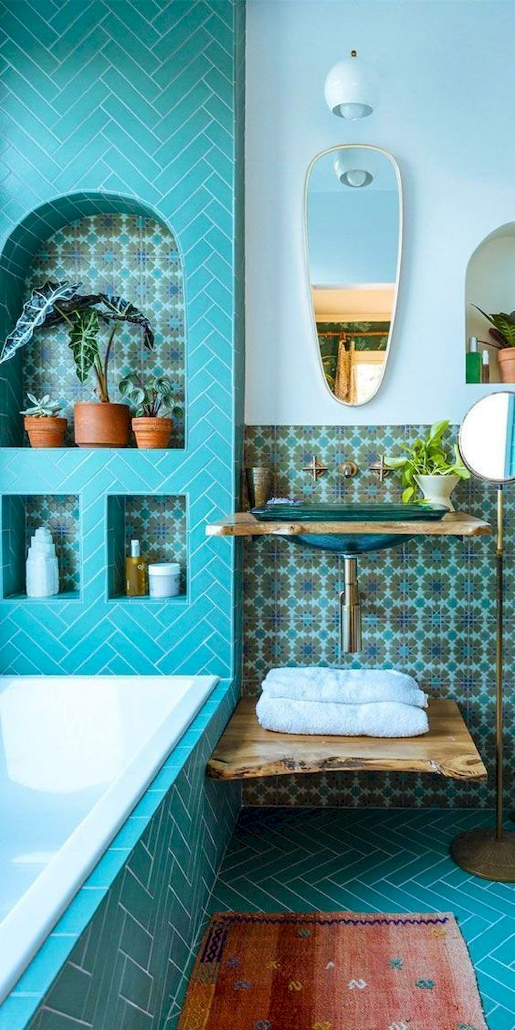 Superb Stylish Color Scheme For Your Bathroom