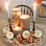 Superb Thanksgiving Candle Displays Ideas And Placements