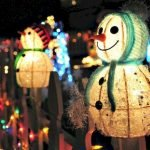 Surprising Outdoor Christmas Lights Decoration Ideas