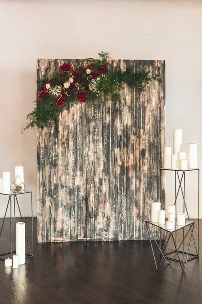 Wonderful Beautiful Winter Wedding Decoration Ideas