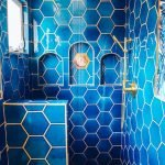 Wondrous Stylish Color Scheme For Your Bathroom
