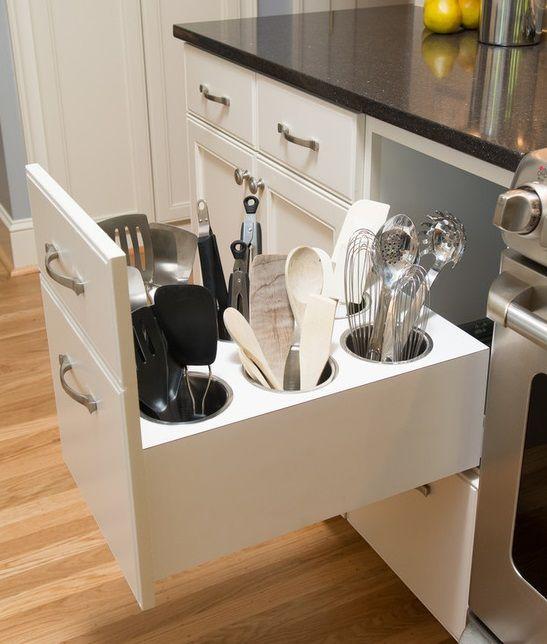 Kitchen Cabinet End Ideas