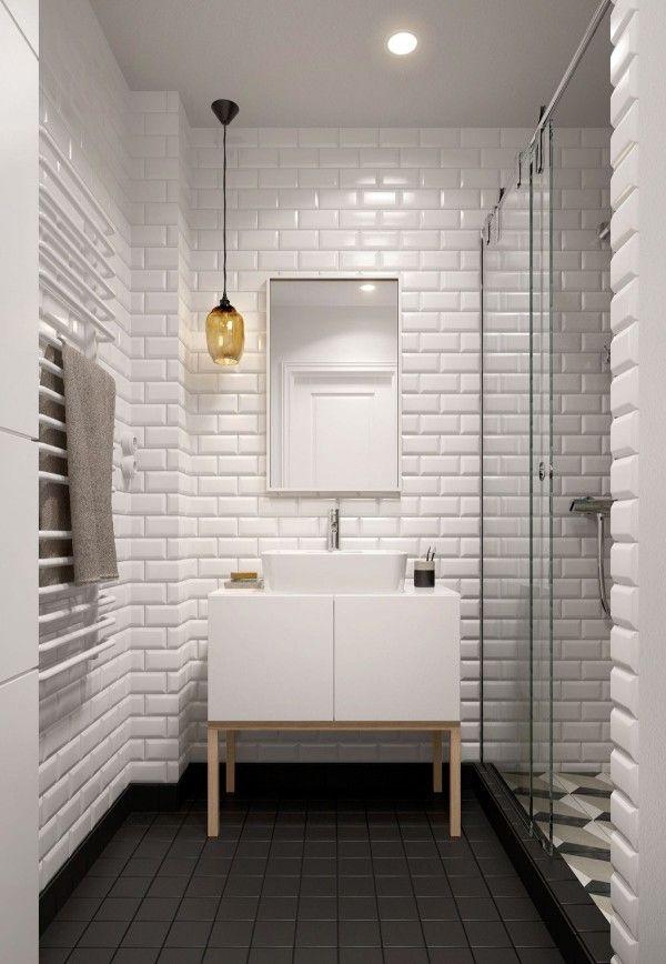 Bathroom Tile Layout Ideas