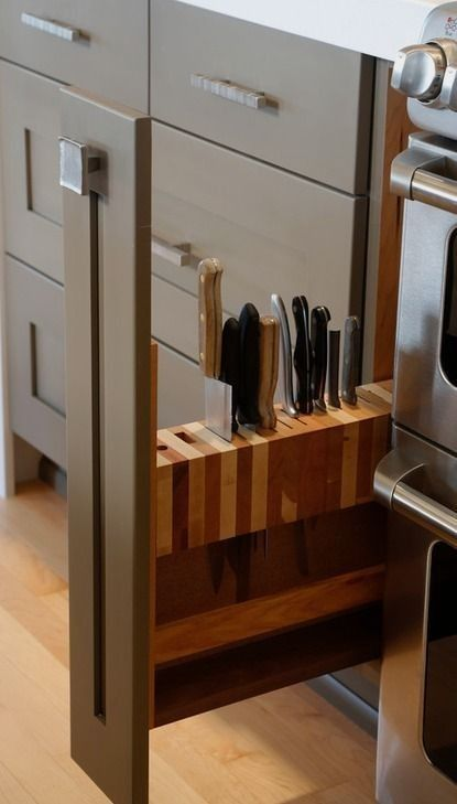 Kitchen Cabinet Ideas For Corners