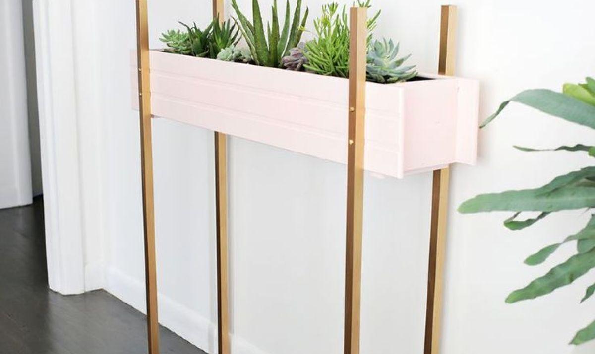 Diy Indoor Plant Stand Ideas