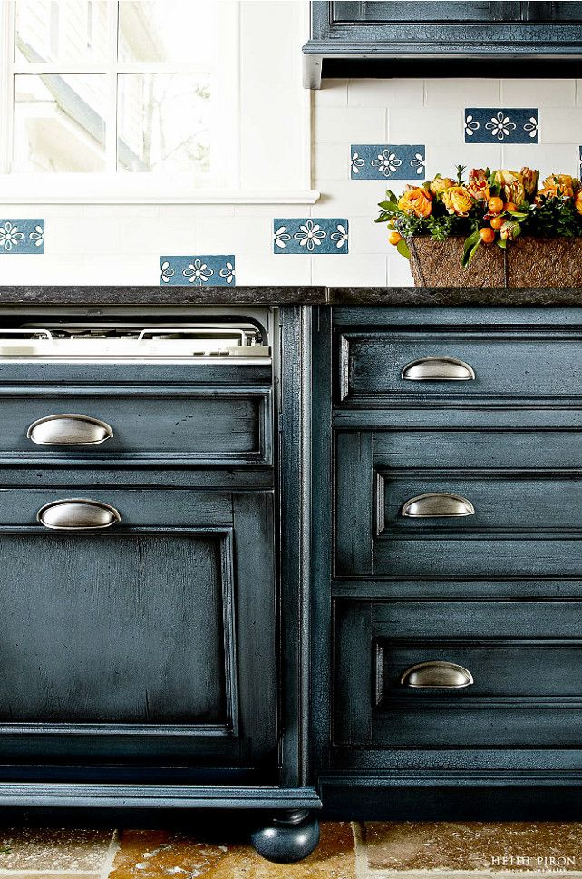 Blue Kitchen Cabinets Ikea