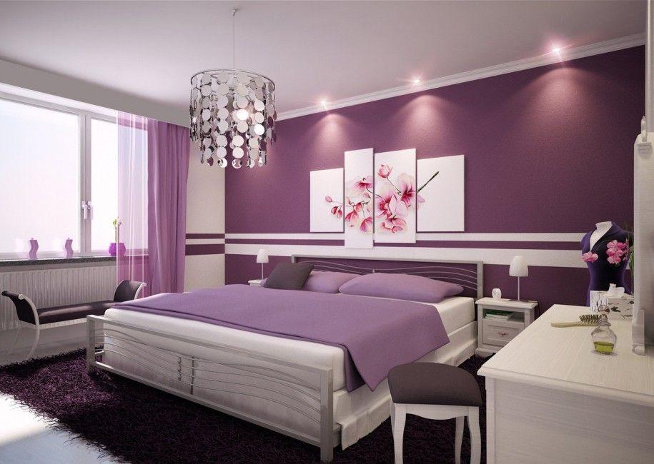 Purple Bedroom Ideas For Teenage Girl