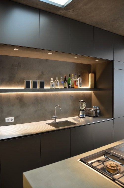Kitchen Cabinet Ideas With Black Appliances