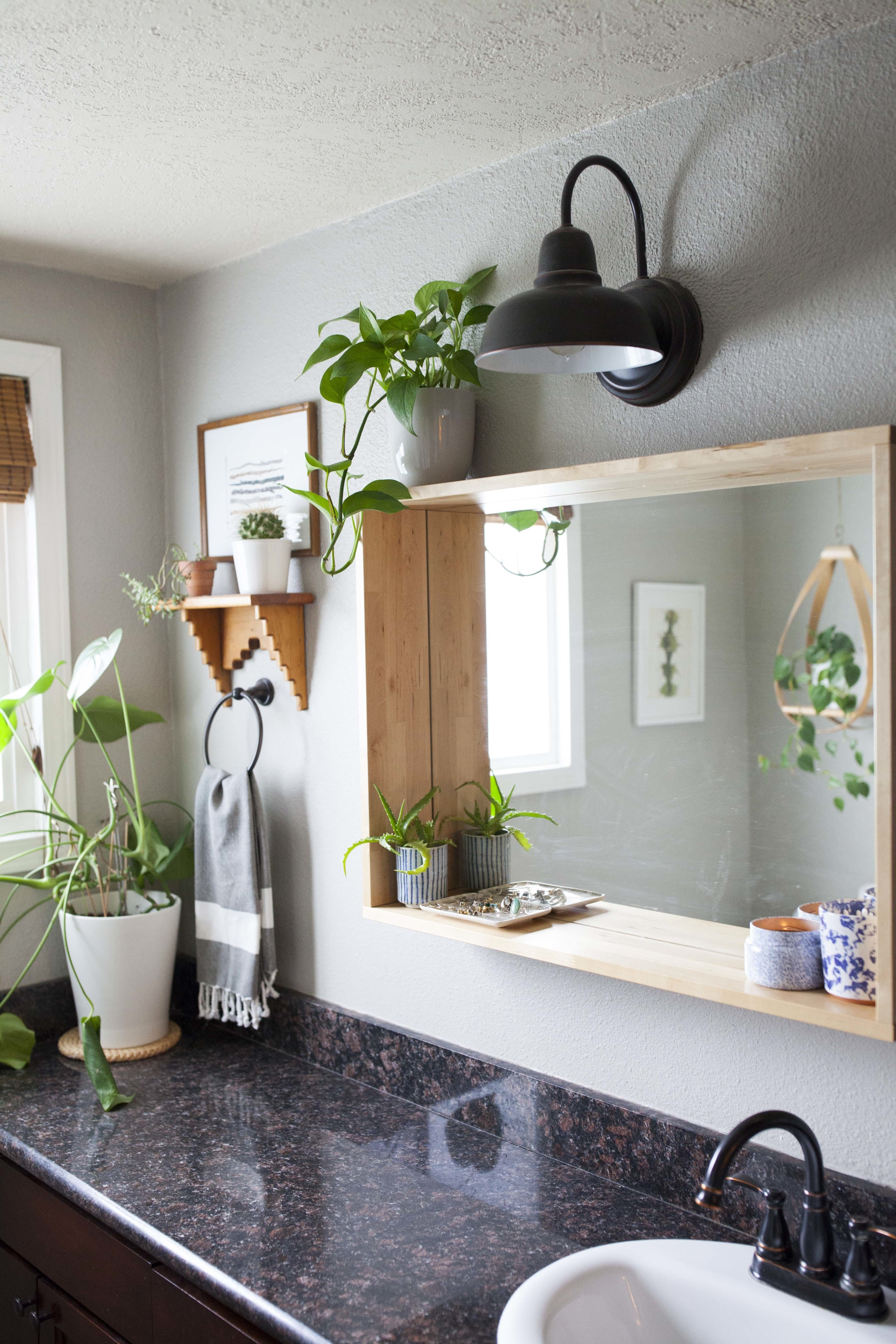 Bathroom Double Mirror Ideas