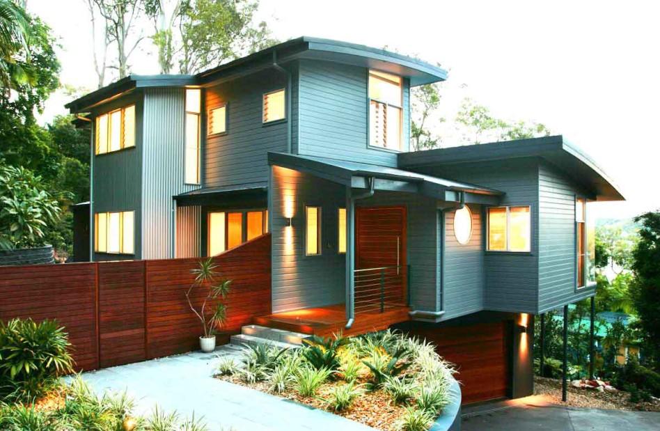 best modern home plans