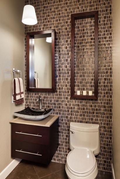 impressive toilet ideas #halfbathroomideas #halfbathroom #bathroomideas #smallbathroom