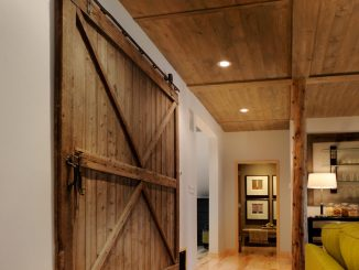 Inspiration Decorations Great Wide Reclaimed Wooden Sliding Interior Barn Doors For Homes With Green Couch Also Vintage Furnishings Living Room Decors Absorbing Barn Doors For Homes With Creative Int.jpeg
