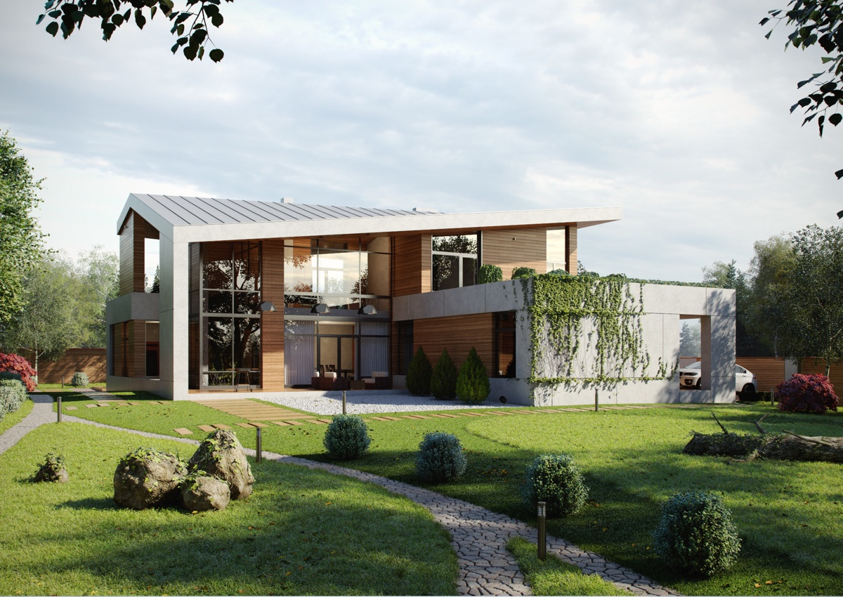 best contemporary home designs