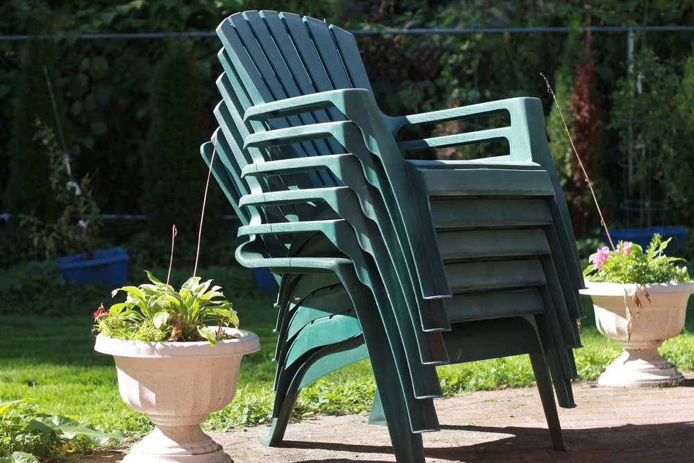 Patio Stacking Chairs