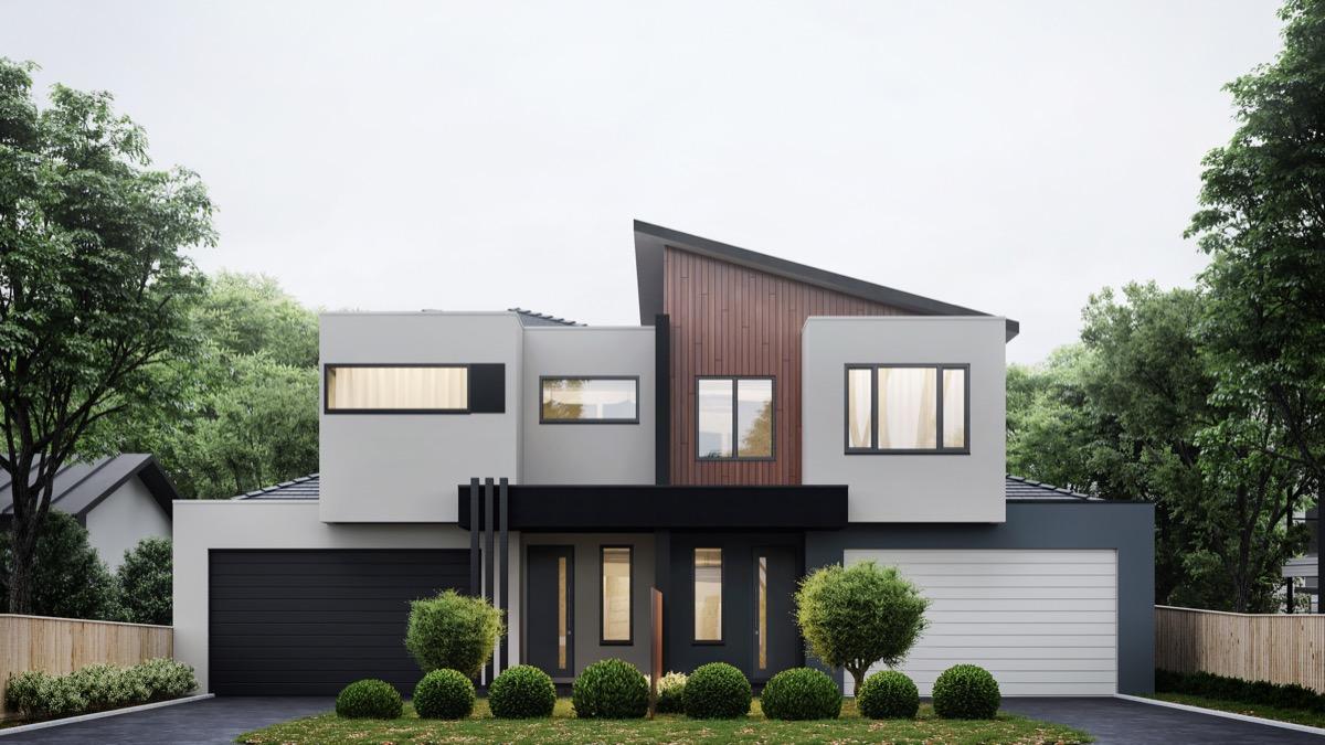 classic home design exterior